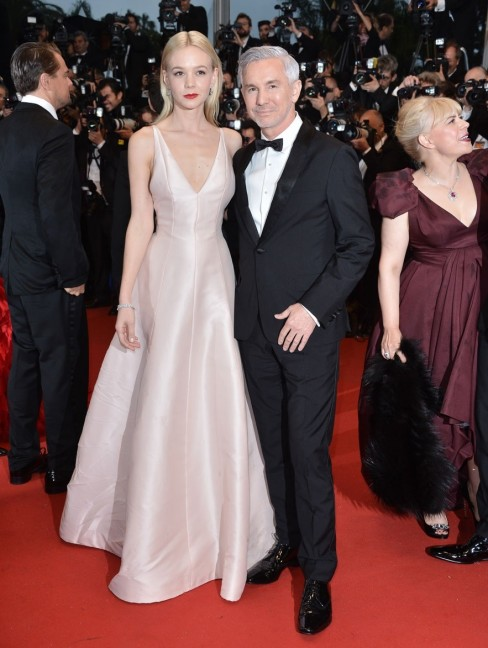 Mont Du Festival The Great Gatsby Carey Mulligan En Christian Dior Haute Couture North Great Gatsby