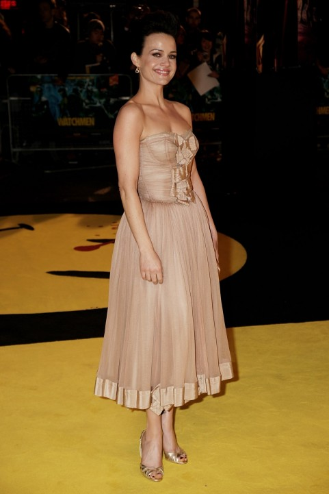 Carlagugino Watchmen Uk Film Premiere Vettrinet Films
