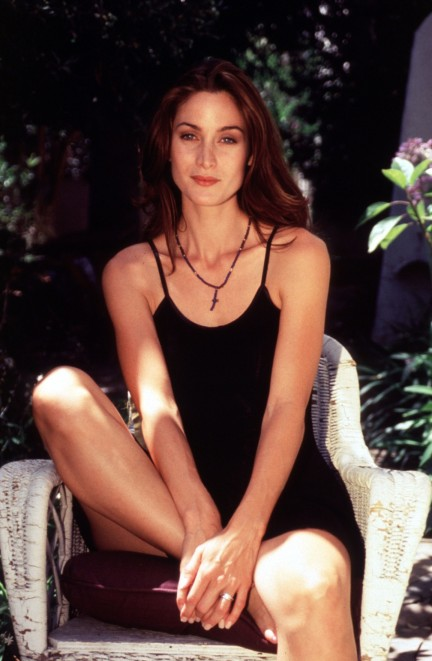 Carrie Anne Moss Celebrity City