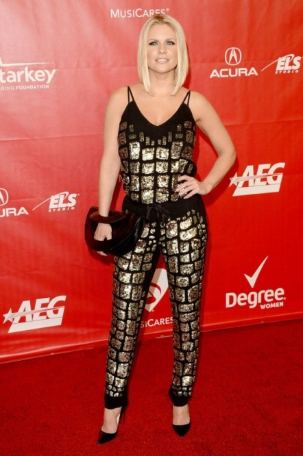 Carrie Keagan At Musicares Person Of The Year Gala In Los Angeles