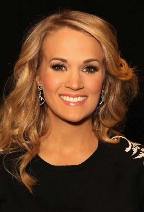 Carrie Underwood At Rebecca Minkoff Spring Fashion Show In New York Fashion