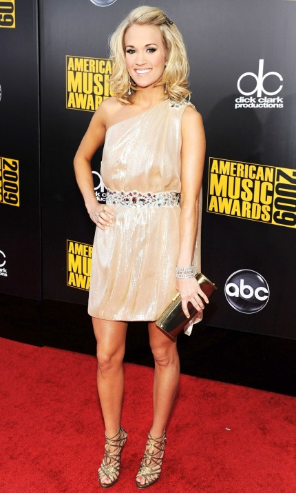 Carrie Underwood Height Body