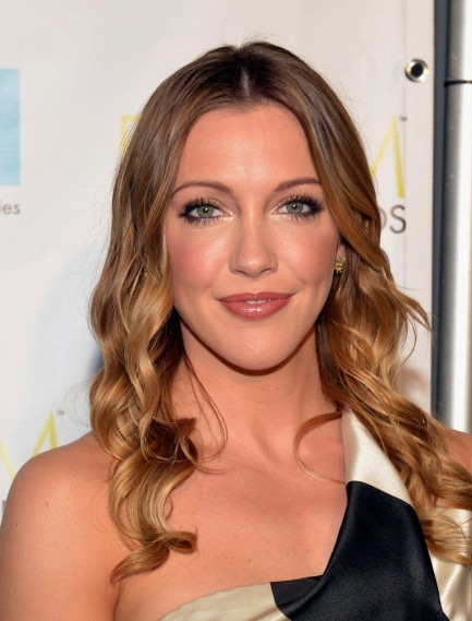 Katie Cassidy At Prism Awards In Los Angeles