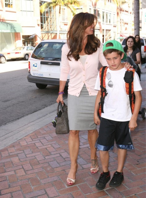 Charisma Carpenter Donovan Head To The Doctors Office
