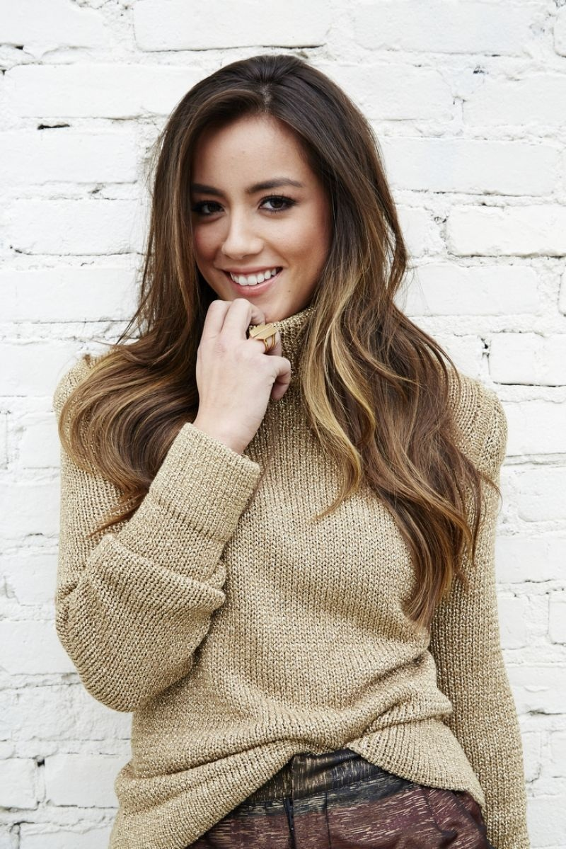 Chloe Bennet In Splash Magazine Febrero Issue