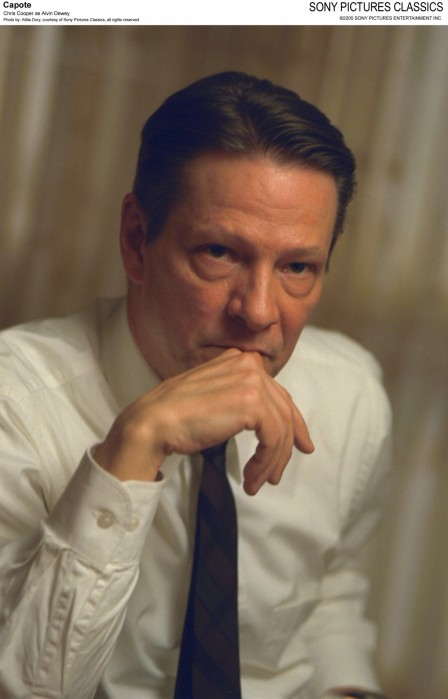 Chris Cooper As Alvin Dewey Photo By Attila Dory Courtesy Of Sony Pictures Classics All Rights Reserved Wallpaper