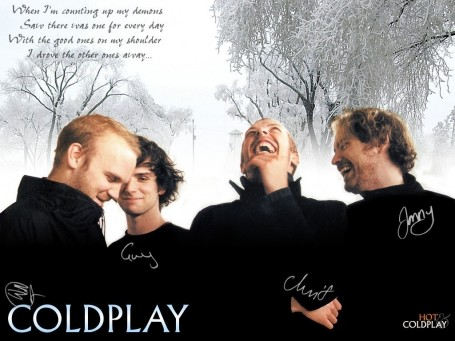 Coldplay Chris Martin Everythings Not Lost Wallpaper Wallpaper