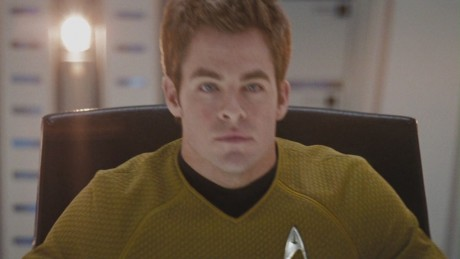 James Kirk Star Trek Xi Chris Pine As James Kirk Kirk