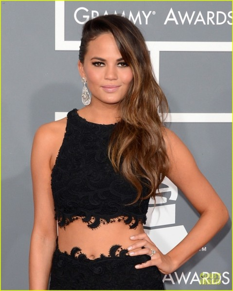 Chrissy Teigen Hot Photos