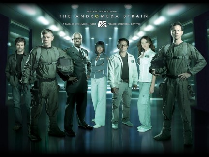 The Andromeda Strain Christa Miller Wallpaper