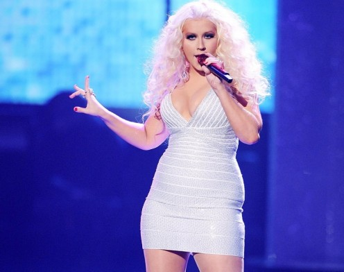Christina Aguilera American Music Awards Music