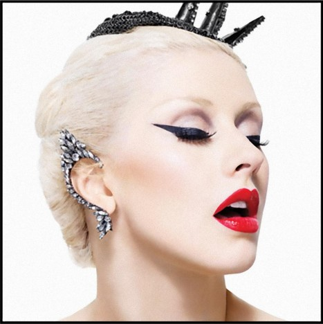 Christina Aguilera Bionic Photo Shoot Albums