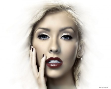 Christina Aguilera Wallpaper Wallpaper
