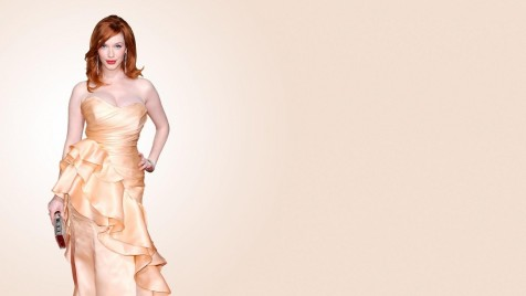 Christina Hendricks Hd Wallpaper Celebrity Background Desktop Wallpaper