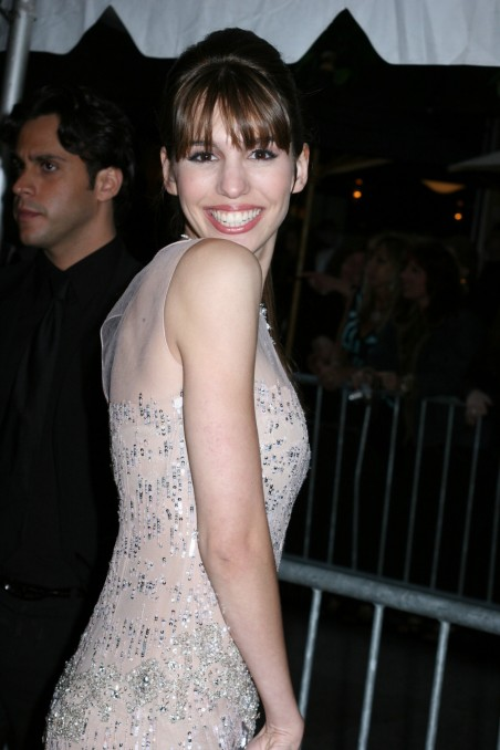Christy Romano In Gown
