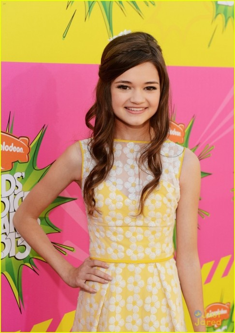 Ciara Bravo Kids Choice Awards Red Carpet Wallpaper