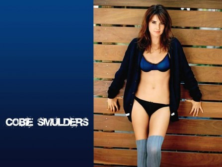 Cobie Smulders Hot Wallpaper