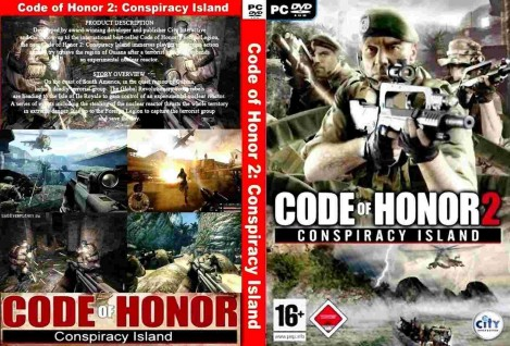 Code Bof Bhonor Bconspiracy Bisland Bdvd Movie
