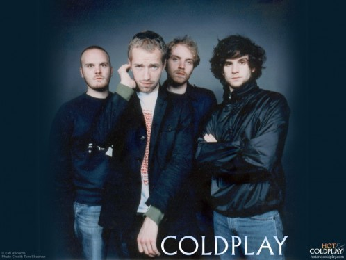 Coldplay Coldplay Music