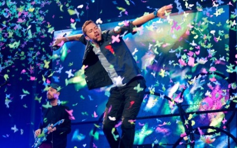 Coldplay Magic