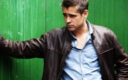 Men Male Celebrity Popular Colin Farrell