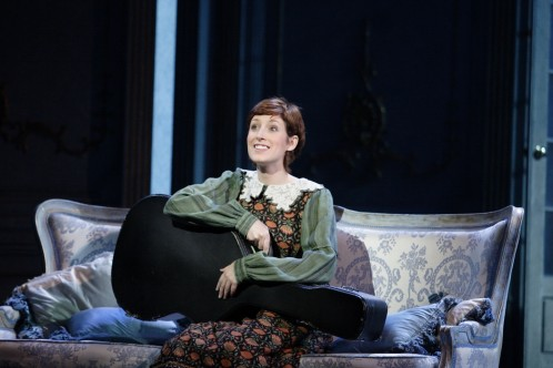 Connie Fisher As Maria In The Sound Of Music Photo Credit Catherine Ashmore