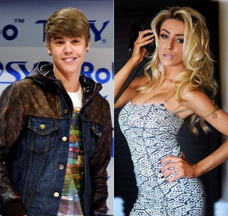 Justin Bieber Courtney Stodden Before And After