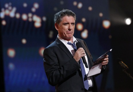 Craig Ferguson With Mike Reuters Young