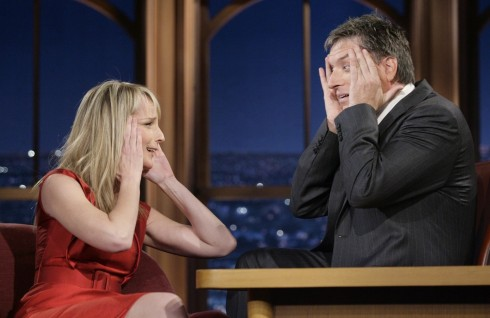 The Late Late Show With Craig Ferguson Helen Hunt