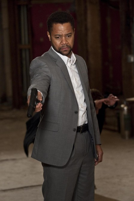 Still Of Cuba Gooding Jr In The Hit List Large Picture