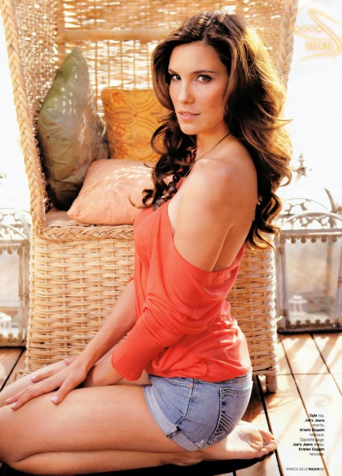 Daniela Ruah Feet Tv