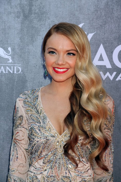 Danielle Bradbery At Academy Of Country Music Awards