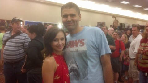 Meeting Danielle Again Danielle Harris