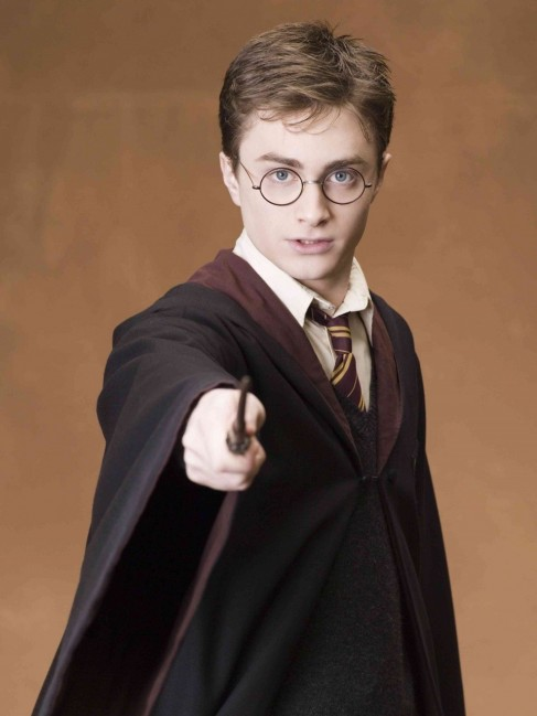 Daniel Radcliffe As Harry Potter In Warner Bros Pictures Fantasy Harry Potter And The Order Of The Phoenix Photo By Murray Close Harry Potter