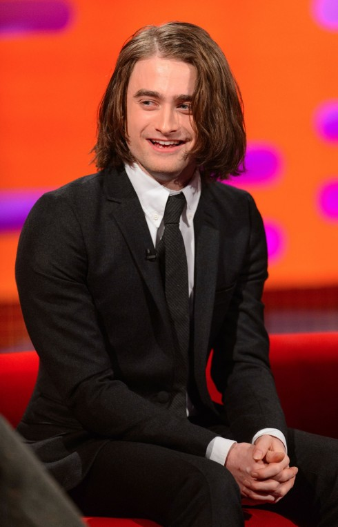 Daniel Radcliffe Shared Picture