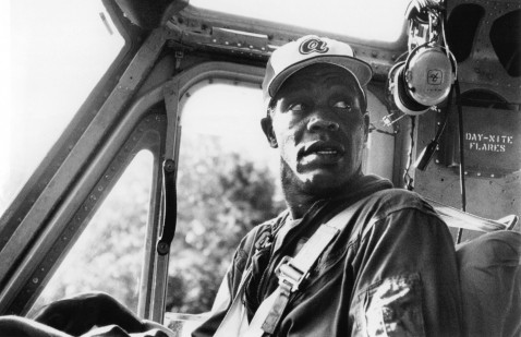 Picture Of Danny Glover In Bat Large Picture