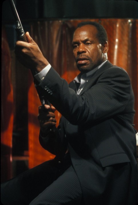 Picture Of Danny Glover In Saw Large Picture