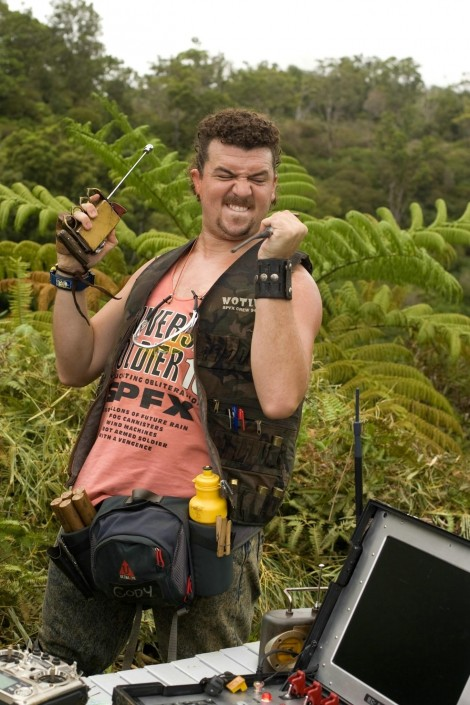 Still Of Danny Mcbride In Tropic Thunder Large Picture