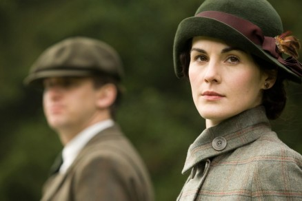 Picture Of Dan Stevens And Michelle Dockery In Downton Abbey Large Picture Downton Abbey