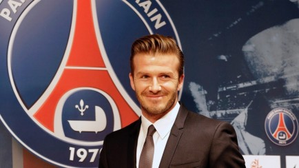 David Beckham Psg Hd Wallpaper