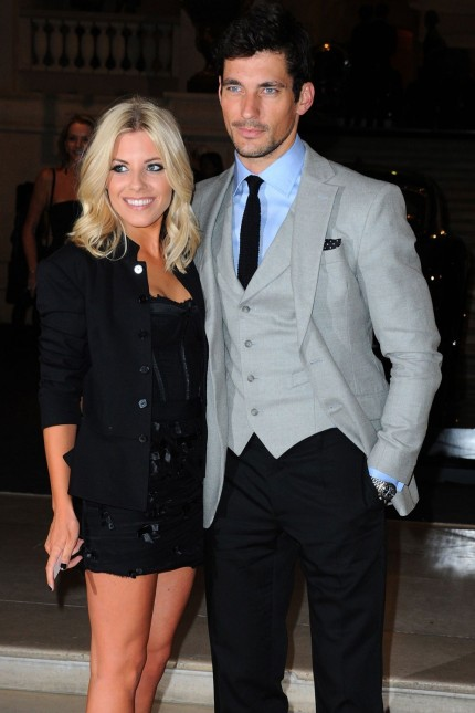 Mollie King And David Gandyatralph Laurens Car Collection Exhibition And Mollie King