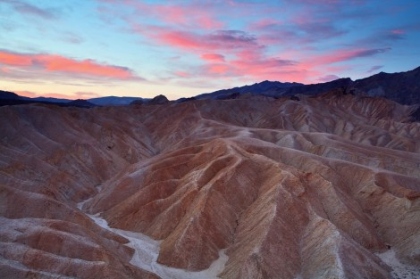 The Unknown Death Valley National Park Location
