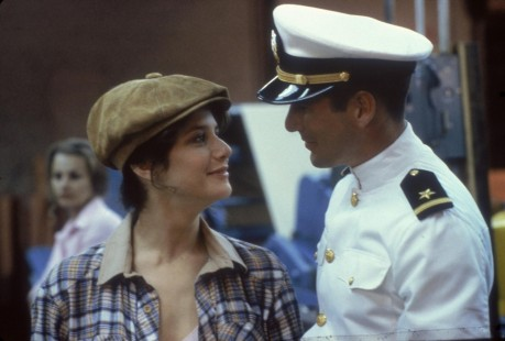 Picture Of Richard Gere And Debra Winger In An Officer And Gentleman Large Picture Richard Gere