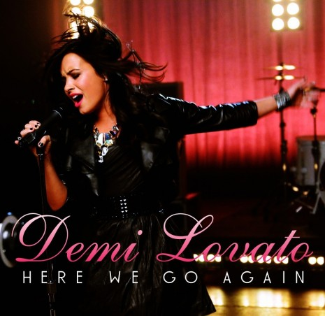 Here We Go Again Fanmade Album Cover Here We Go Again Demi Lovato Album