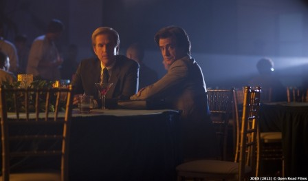 Matthew Modine As John Sculley And Dermot Mulroney As Mike Markkula Wallpaper