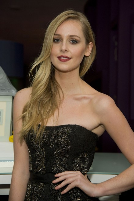 Diana Vickers Attending The Duck House After Party In London Beach