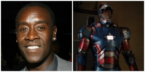 Don Cheadle Collage