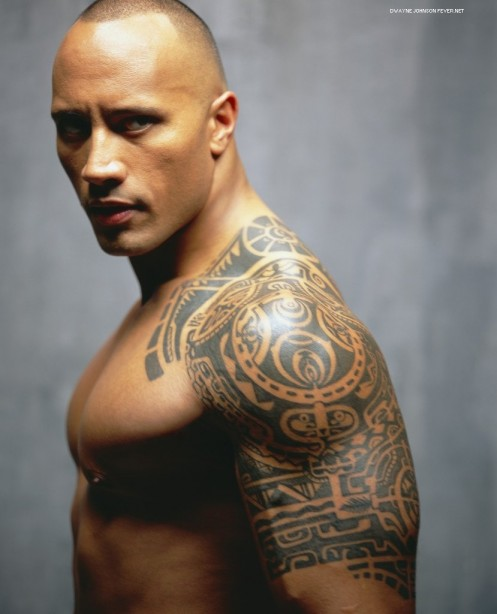 The Rock Dwayne The Rock Johnson Before And After