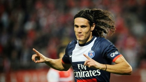Celebration Edinson Cavani Paris Saint Germain Fc Football Wallpaper Hd Celebration