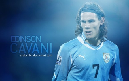 Edinson Cavani Sports Hd Wallpaper